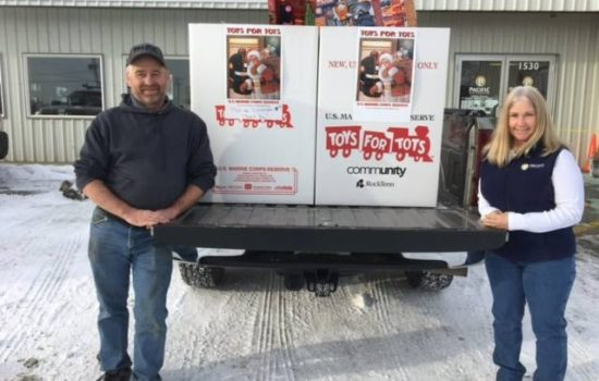PSR & Toys for Tots