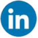 linked in logo on pacific steel and recycling center site