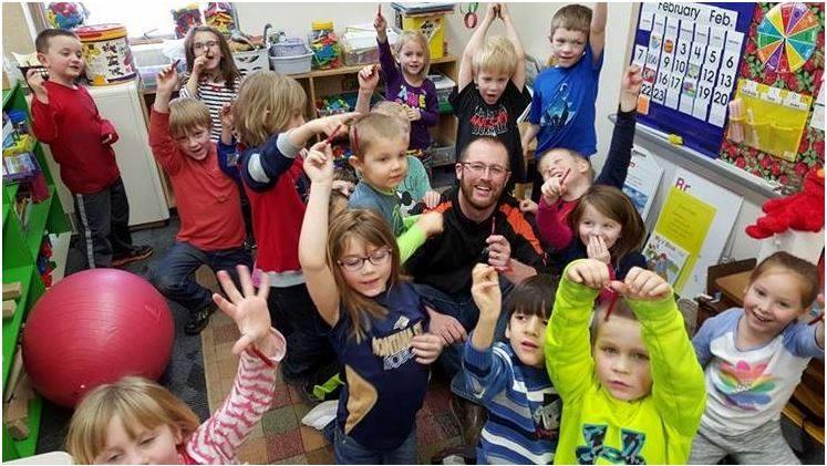 PSR & Great Falls Kindergarten: Importance of Recycling