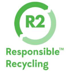 responsible recycling logo