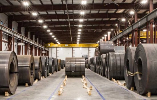 Steel Products | Pacific Steel & Recycling
