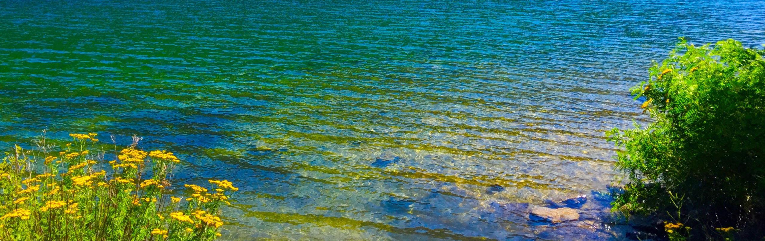 lake pend orielle near sandpoint idaho