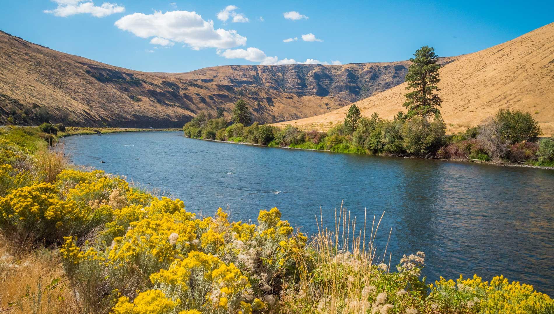 river in yakima washington