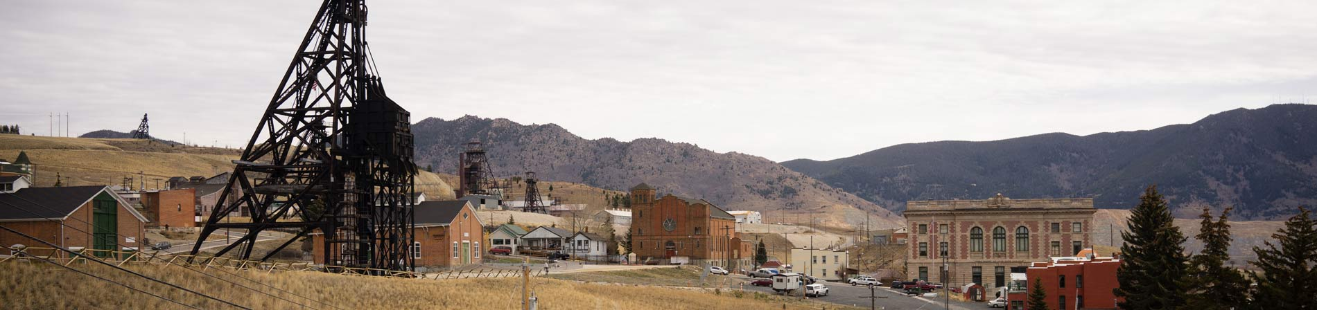 the city of Butte, Montana