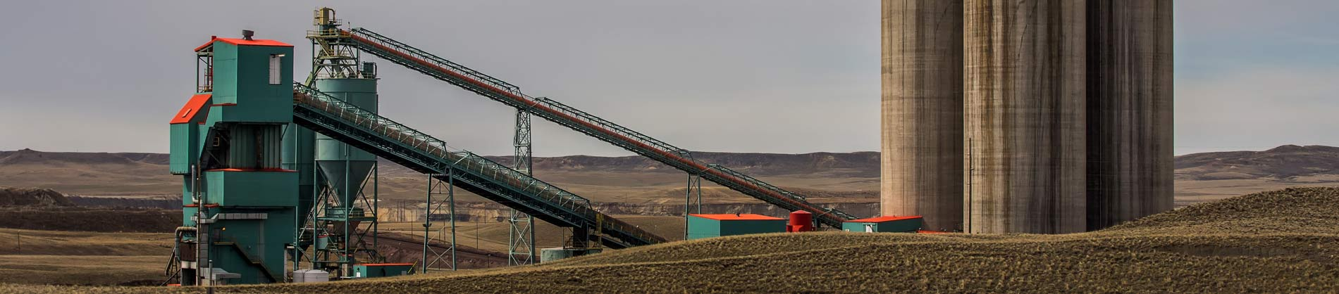 coal mining Gillette Wyoming
