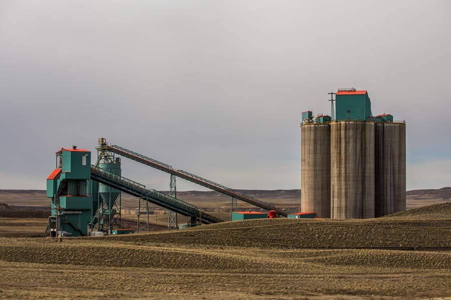 coal mining in wyoming